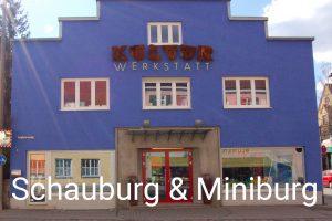 Theater Schauburg und Miniburg