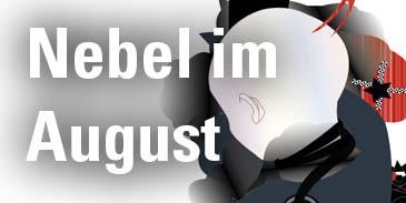 Stücke-miniatur-Nebel im August