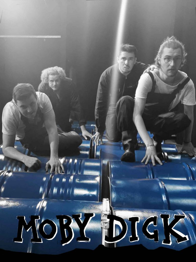 Bild zum Theaterstück Moby Dick